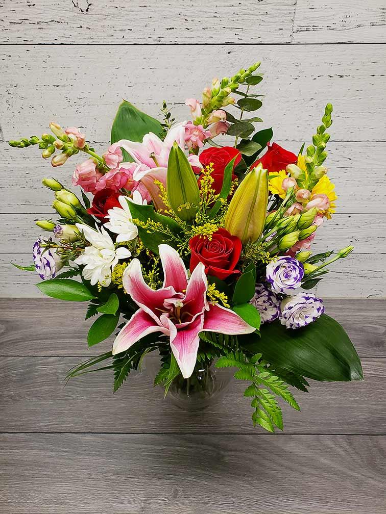 Bouquet printannier 02 - 03